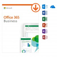 Microsoft Office 365 Business - jaarabonnement - 1Gebruiker - 5Apparaten