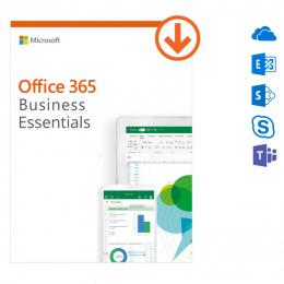 Office 365 Business: Microsoft Office 365 Business Essentials - maandabonnement