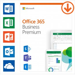 Office for business: Microsoft Office 365 Business Premium - maandabonnement - 5 installaties per gebruiker