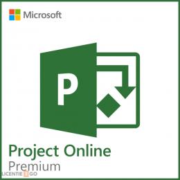 Office voor bedrijven: Microsoft Project Online Premium abonnement 2019