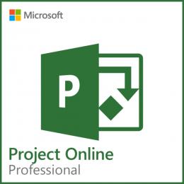 Office voor bedrijven: Microsoft Project Online Professional abonnement 2019