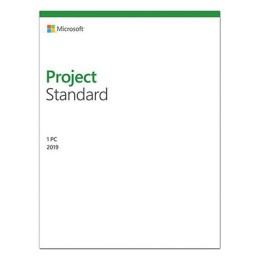 Office for business: Microsoft Project Standard 2019