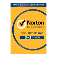 Norton Security Deluxe: Norton Security Deluxe 6-Devices 1year 2020 -Antivirus Included- Windows | Mac | Android | iOs