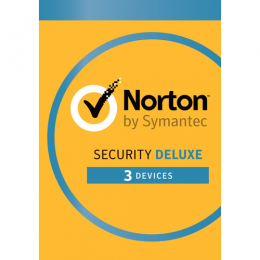 Security: Norton Security Deluxe 3-Devices 1year 2020 - Antivirus Included - Windows | Mac | Android | iOs