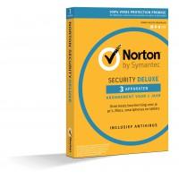 Norton Security Deluxe 3-Apparaten 1jaar 2019 (3 voor de prijs van 1)