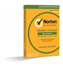 Norton Security Standard 1-Apparaat 1jaar 2019 (OEM)