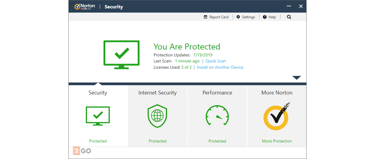 Norton Antivirus / Norton Internet Security