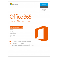 Microsoft Office 365 Home 5PC 1jaar