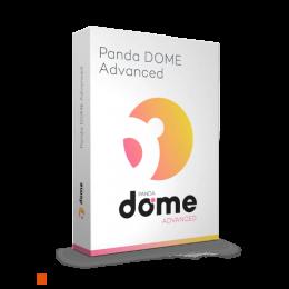 Internet Security: Panda Dome Advanced Internet Security 2019 3apparaten 1jaar