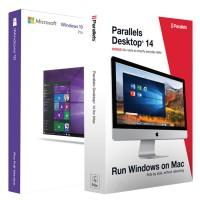 Parallels Desktop 14 + Windows 10 Pro Bundel