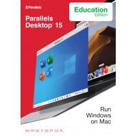 Parallels Desktop 15 for Mac - Edu versie 1Year