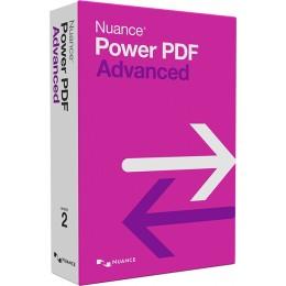 PDF processing(and OCR): Nuance Power PDF Advanced 1PC Windows