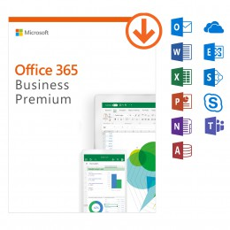 Office: Microsoft Office 365 Business Premium