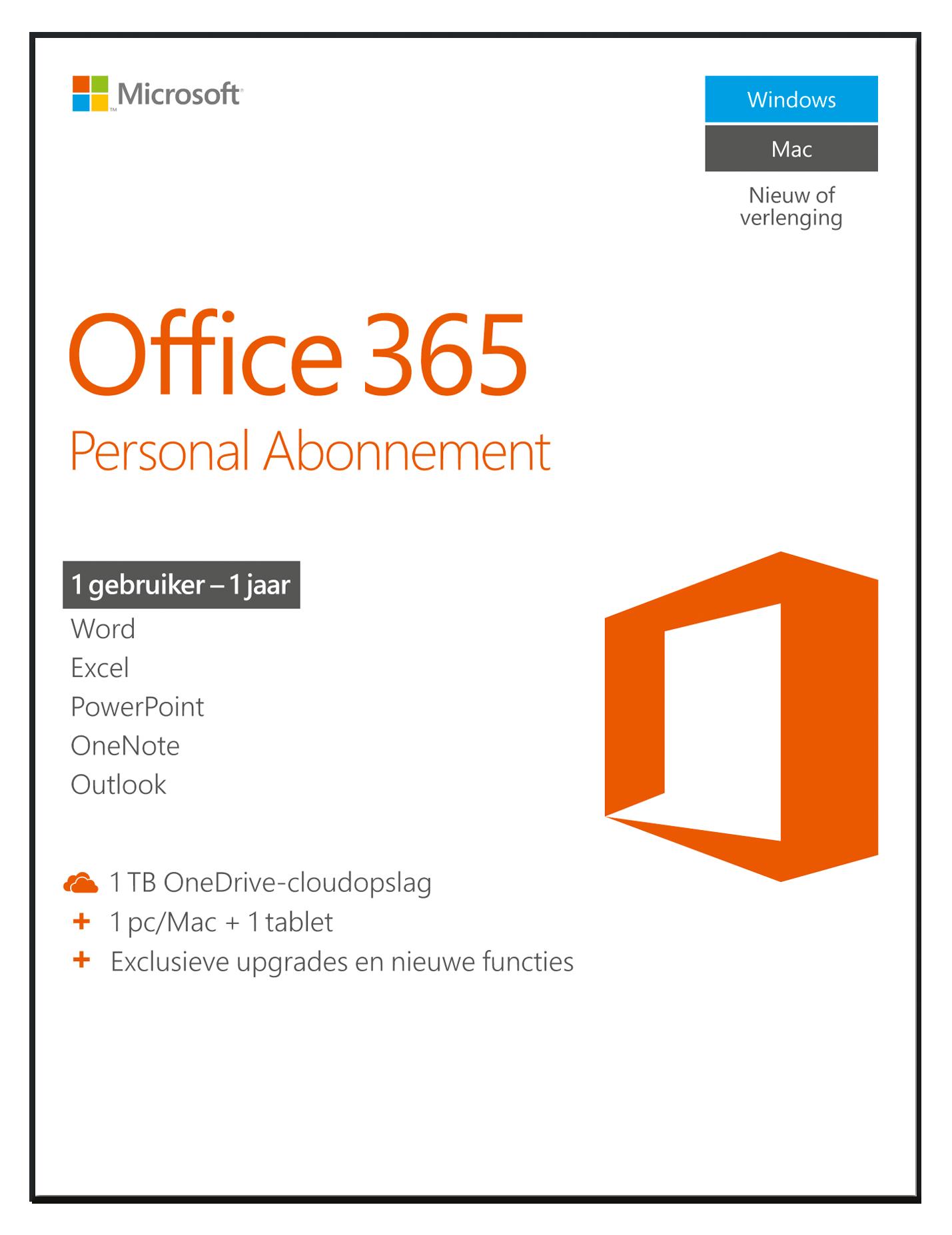 Microsoft Office 365 Persoanl